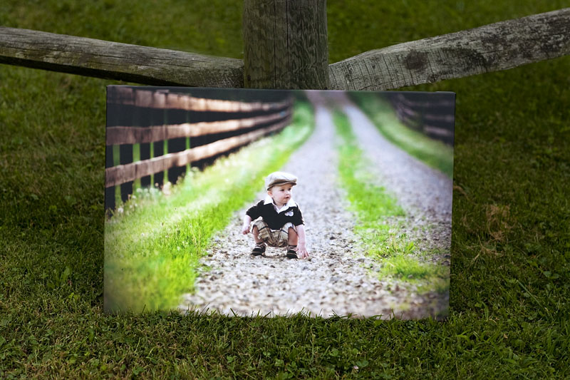 Canvas Art Gallery Wrap - 20x30