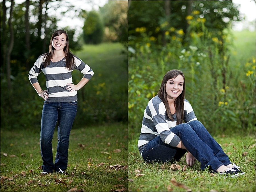 Chillicothe Ohio Senior Photographers