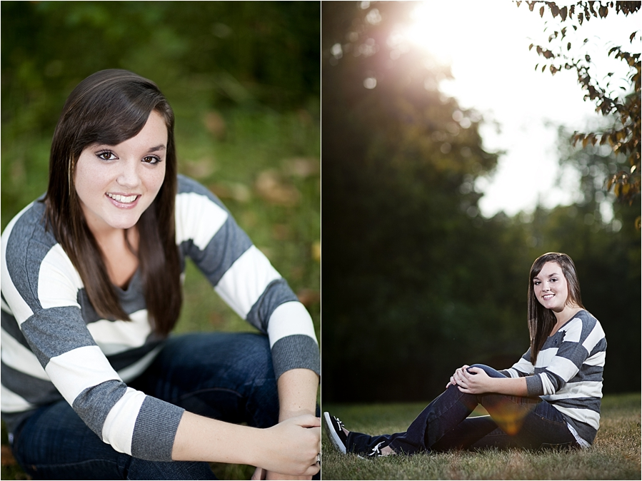 Chillicothe Ohio Senior Portraits Photographer