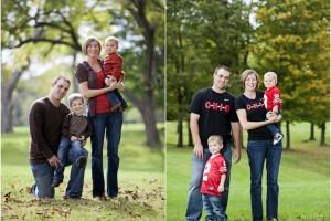 Chillcothe Ohio Family Photographers