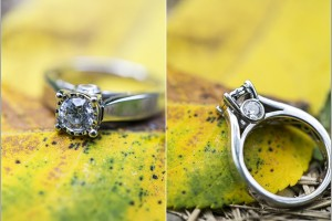 Macro Engagement Ring shots
