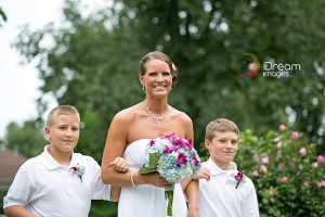 Chillicothe City Park Wedding