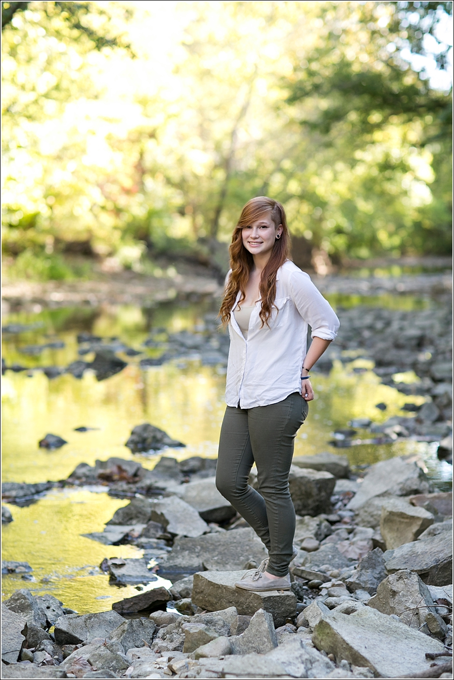 Chillicothe Ohio Senior Photographer
